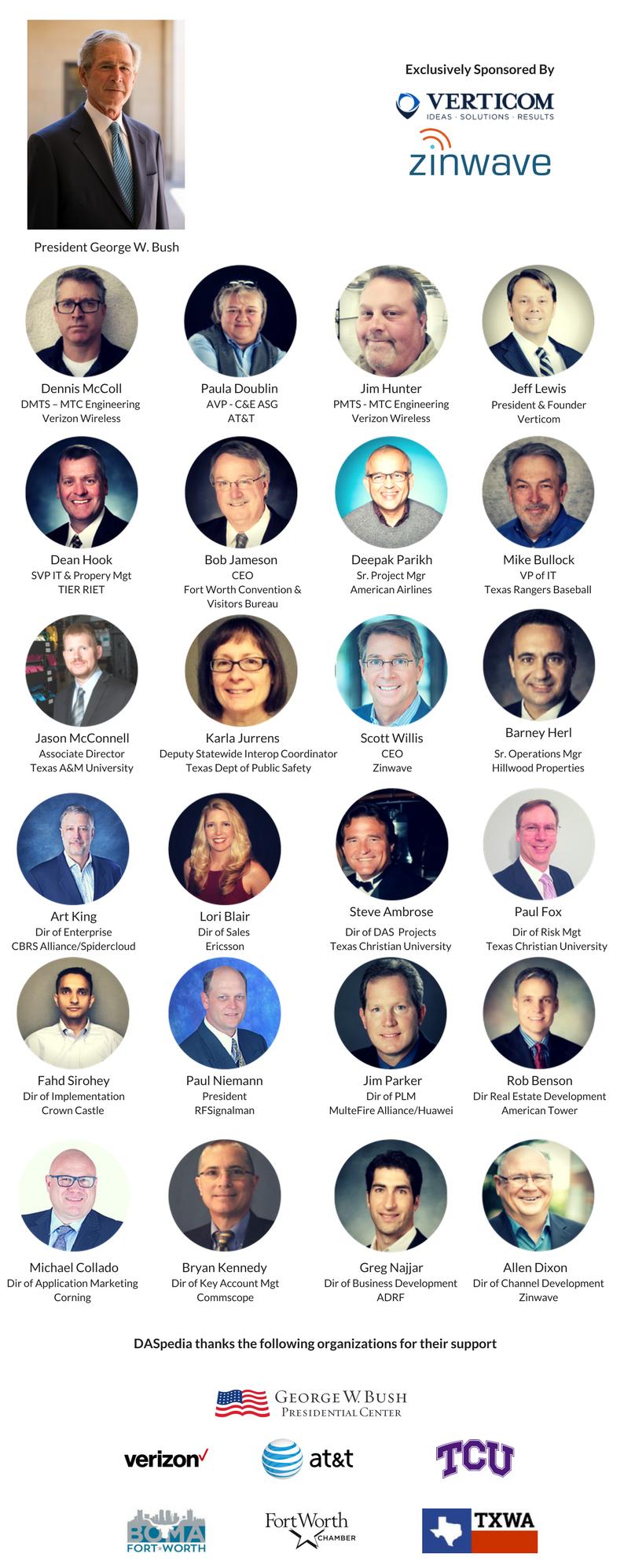 DASpedia Speakers