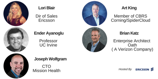 Wireless with Woz on Feb 8, 2018 - UC Irvine