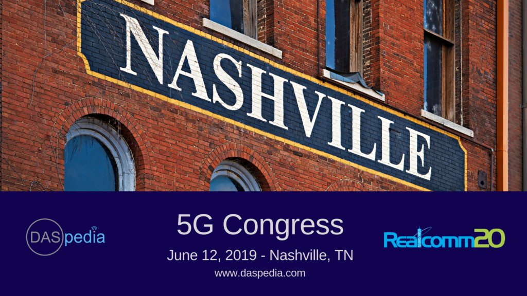 5G Congress by DASpedia