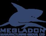 Megladon Manufacturing Logo